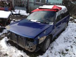 Продам по запчастям Субару Легаси BF5, 1989г. Subaru Legacy, BF5