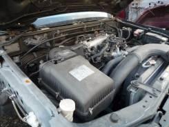 Двигатель. Mitsubishi Montero, V75W Двигатель 6G74