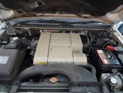Двигатель в сборе. Mitsubishi Pajero, V65W Двигатель 6G74