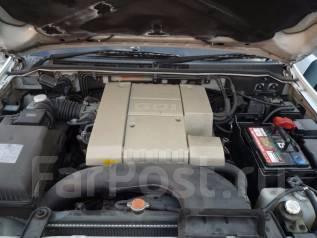 Двигатель в сборе. Mitsubishi Pajero, V65W Двигатели: 6G74, GDI