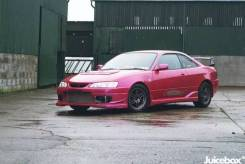 Обвес кузова аэродинамический. Toyota Corolla Levin, AE110, AE111 Toyota Sprinter Trueno, AE110, AE111. Под заказ