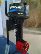 Mercury. 2х тактный, бензин, нога L (508 мм), Год: 2016 год