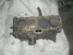 Блок цилиндров. Toyota Tercel Двигатель 3A