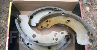 Колодка тормозная барабанная. Nissan Almera, N16E, N16 Nissan Primera, P11E Двигатели: QG15DE, K9K, QG16DE, GA16DE, CD20T, QG18DE