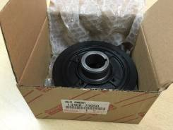 Шкив коленвала. Toyota: Dyna, Tacoma, Toyoace, Regius Ace, Hiace, Hilux, Fortuner, Hilux Surf, Coaster, Land Cruiser Prado, Crown Двигатели: 1TRFE, 2T...