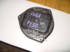 Мотор печки. Nissan Fuga, PY50
