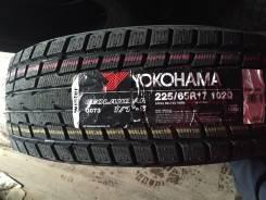 Yokohama Geolandar I/T-S G073. Зимние, без шипов, без износа, 4 шт