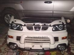 Ноускат. Mitsubishi Delica, PD6W, PD8W, PE6W, PE8W, PF6W, PF8W Двигатели: 4M40, 6G72. Под заказ