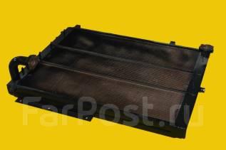Радиатор охлаждения двигателя. Doosan Solar