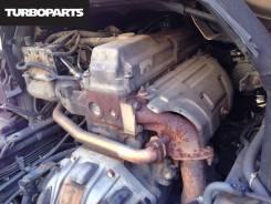 Двигатель в сборе. Toyota Dyna, BU306 Двигатель 4B