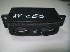 Подогрев сидений. Toyota Avensis, ZZT251, AZT250, ADT251, ADT250, AZT251, CDT250, ZZT250 Двигатели: 2AZFSE, 1ZZFE, 1CDFTV, 1AZFE, 3ZZFE, 2ADFTV, 1ADFT...