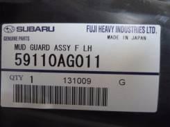 Подкрылок. Subaru Legacy, BL9, BLE, BPE, BL5, BP9, BP5 Двигатели: EJ253, EJ20C, EJ30D, EJ20Y, EJ204, EJ203, EJ20X