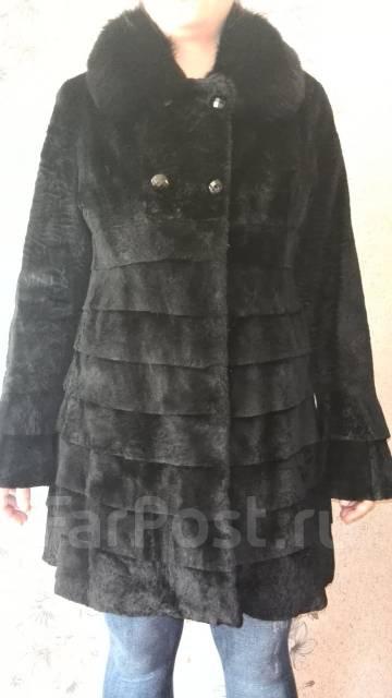 Продам шубу, стриженый кролик-Рекс - Верхняя одежда во Владивостоке be5bc9db2d6