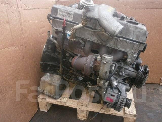 Двигатель для TagAZ Road Partner 2.9TD (662920)