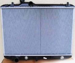 Радиатор охлаждения двигателя. Suzuki Swift, ZD11S, ZC, ZD21S, ZC31S, ZC11S, ZC21S Двигатели: M13A, M15A, M16A