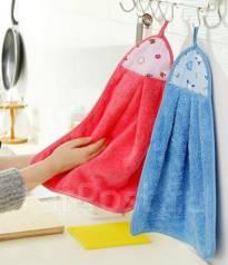 Полотенца кухонные.