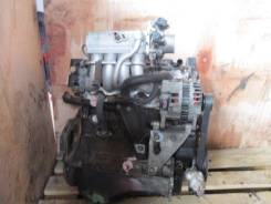Двигатель в сборе. Chevrolet Lanos ЗАЗ Ланос ЗАЗ Шанс Daewoo Lanos Daewoo Nexia Двигатель A15SMS