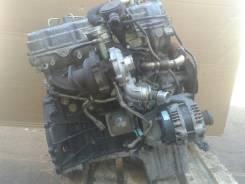 Двигатель. SsangYong Actyon SsangYong Kyron Двигатель D20DT