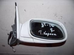 Зеркало заднего вида боковое. Toyota Corona, AT190