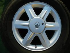 Renault. 6.5x16, 5x108.00, ET50