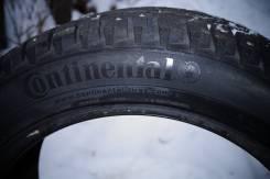 Continental Contact. Зимние, шипованные, износ: 5%, 2 шт