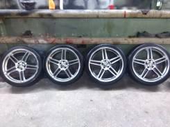 Шикарные колеса на 20 мерседес, ауди, фольксваген. 8.5x20 5x112.00 ET35