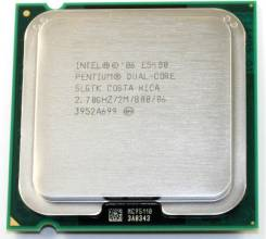 Intel Pentium E5400