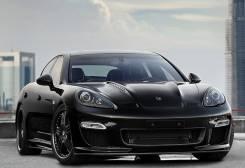 Обвес кузова аэродинамический. Porsche Panamera