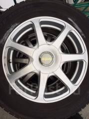 Отличные зимние колеса на литых дисках 215/60/R16. 6.5x16 5x100.00, 5x114.30 ET38