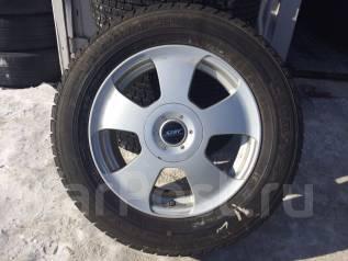 Отличные зимние колеса на литых дисках 215/60/R16. 7.0x16 5x100.00, 5x114.30 ET42