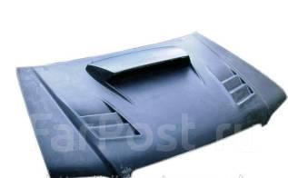 Дефлектор капота. Subaru Forester, SG5, SG9, SG9L