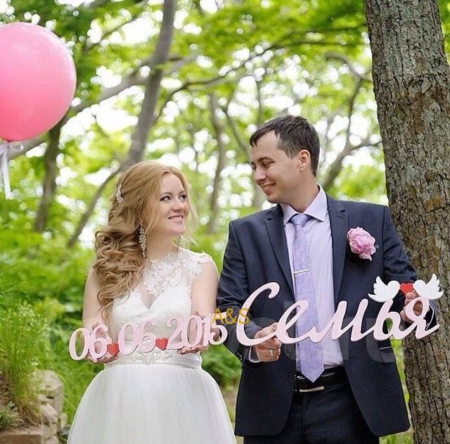Как оформить дату свадьбы фото