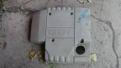 Защита двигателя пластиковая. Mitsubishi Pajero iO Mitsubishi Pajero Pinin Двигатель 4G93