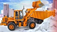 Погрузчики, самосвалы, уборка и вывоз снега.