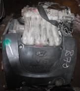 Двигатель. Hyundai Santa Fe Classic Двигатель G6BA