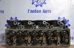 Головка блока цилиндров. Nissan: Datsun Truck, Caravan, Terrano, Atlas, Datsun, Homy, Condor Двигатели: TD27, QD32