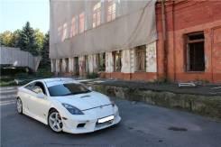 Обвес кузова аэродинамический. Toyota Celica, ZZT231, ZZT230