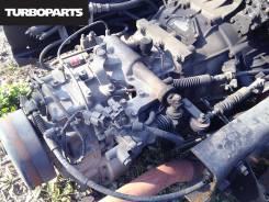 Механическая коробка переключения передач. Mitsubishi Fuso, FK71HJ Двигатель 6M61