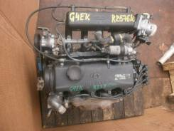 Двигатель в сборе. Hyundai Accent Hyundai Lantra Двигатель G4EK