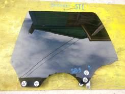 Стекло боковое. Subaru Forester, SG5 Двигатель EJ20