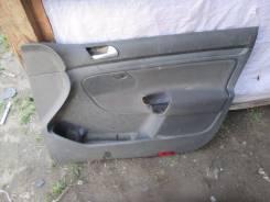 Обшивка двери. Volkswagen Golf, 1K5 Двигатели: BSE, BSF