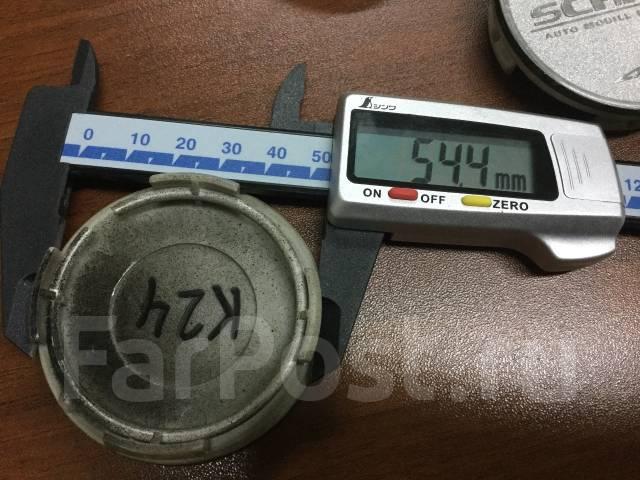 """Колпаки на литье. ЦО. (К24) =Japanvcekoleca=. Диаметр 17"""", 1шт."""