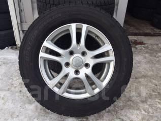 Отличные зимние колеса на литых дисках 205/65/R15. 6.5x15 5x114.30 ET40