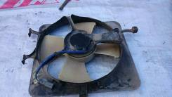 Вентилятор радиатора кондиционера. Honda CR-V, RD1, E-RD1, GF-RD1, GF-RD2 Двигатель B20B