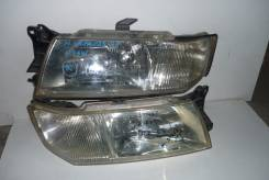 Фара. Mitsubishi Chariot Grandis, N94W