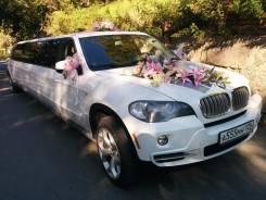 Лимузин BMW X5!. С водителем