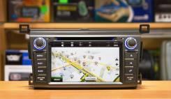 Автомагнитола Toyota RAV4 (2013+)GPS/DVD/USB/SD/Блютуз. Гарантия год.