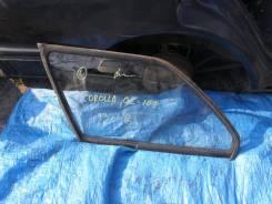 Стекло боковое. Toyota Corolla, CE109 Двигатель 2C