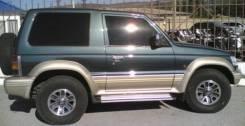 Дверь багажника. Mitsubishi Pajero, V26W, V24V, V25W, V24W, V23W, V24WG, V26WG, V21W, V26C, V25C, V24C, V23C