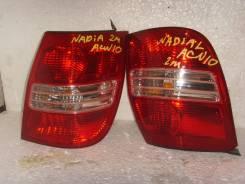 Стоп-сигнал. Toyota Nadia